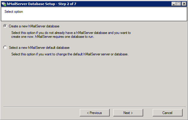 Using hMailServer with SharePoint – Siolon