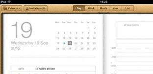 iPad Calendar in < iOS 6
