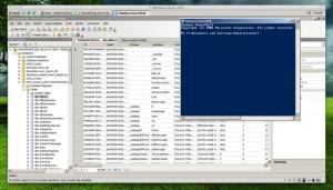 SQL Server Studio in Fusion